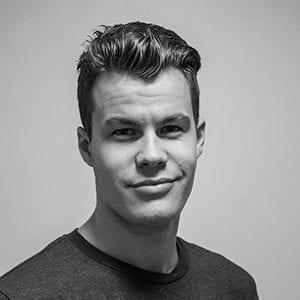 Fysioterapeut Rasmus Økær Larsen Klinik Åboulevard