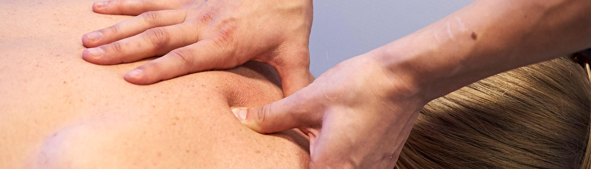 rygbehandling fysioterapeut Klinik Åboulevard