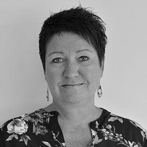 Kliniksekretær Tine Laursen